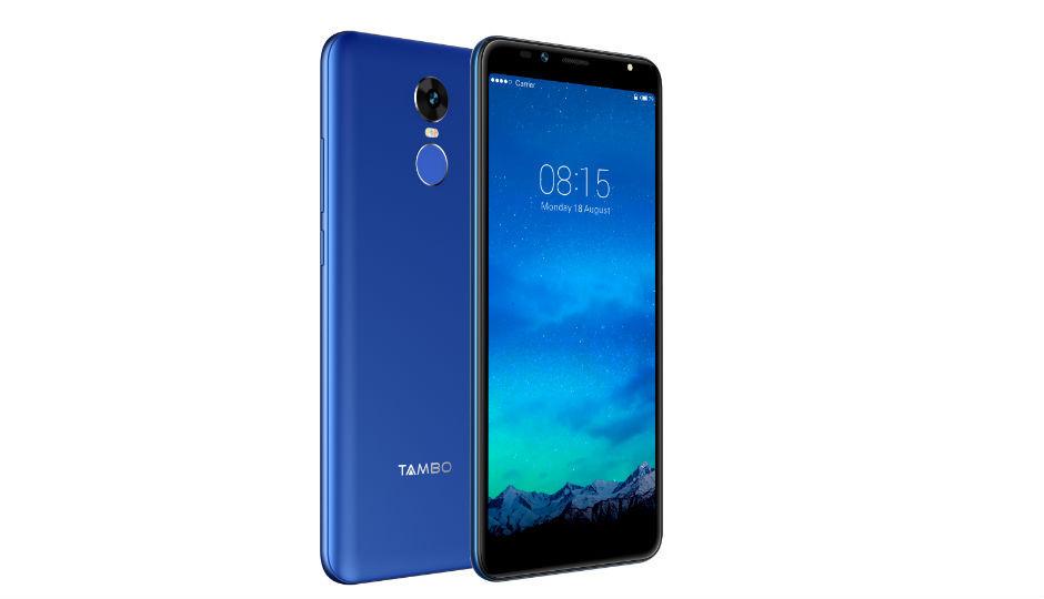 Tambo Mobiles ने भारत में 3 स्मार्टफोंस और 6 फीचर फोंस किए पेश