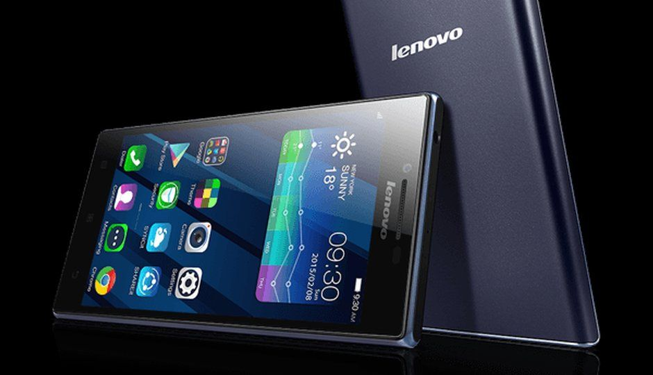 Lenovo P70 With 4000 MAh Battery Launched In China