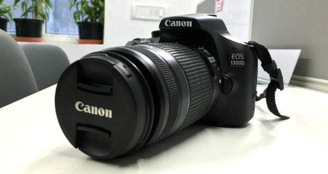 Canon Eos 1300d Review Digitin