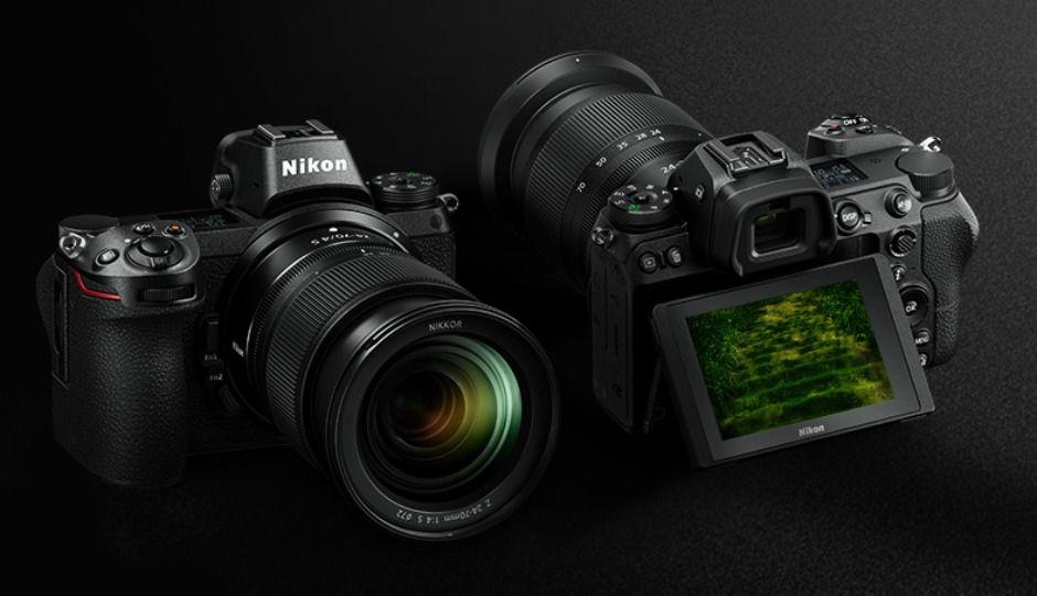 Nikon Announces Z6 And Z7 Full Frame Mirrorless Cameras