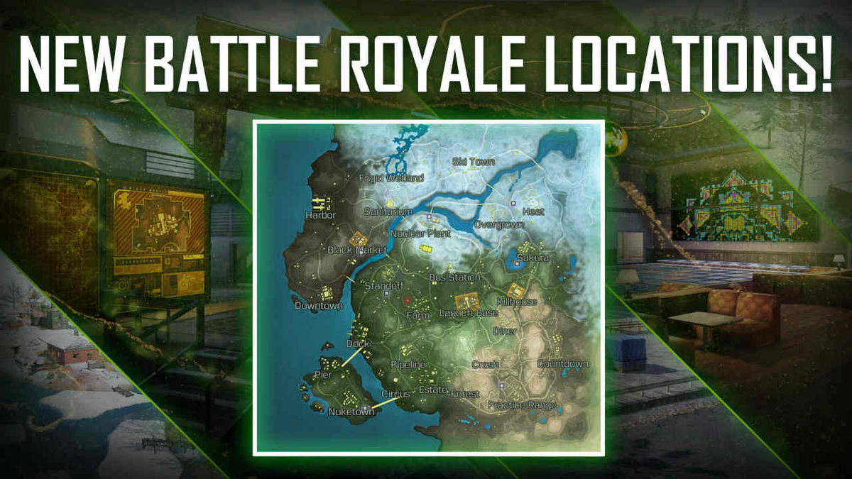Call Of Duty Mobile Reveals More Information About Upcoming Season 7 Battle Royale Map Expansion Digit