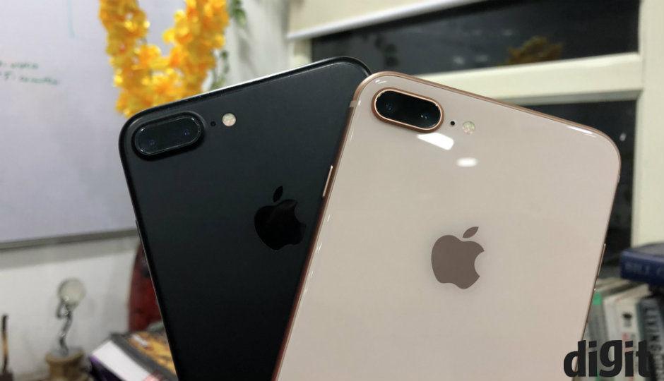 Apple IPhone 8 Vs 7 Rear Camera Comparison