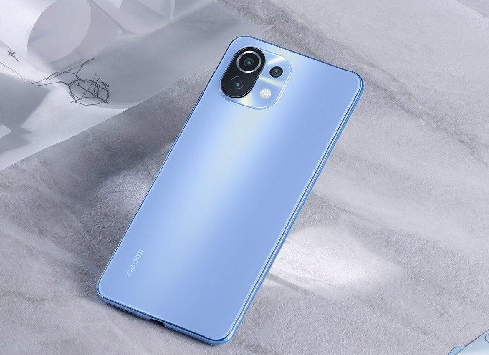 Xiaomi Mi 11 Lite: Design and Display