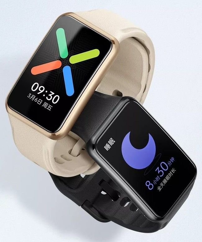 What are the Oppo Watch Free Specifications?