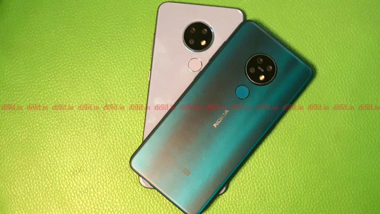 Nokia 7 2, Nokia 6 2 with circular triple cameras launched