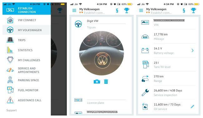 Volkswagen Connect: Quick Hands-On | Digit
