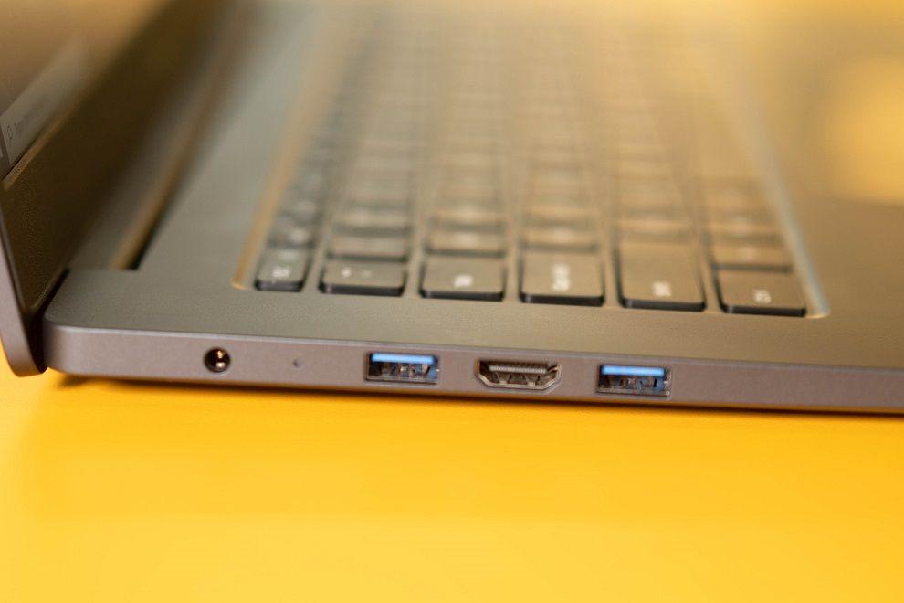 RedmiBook 15 Pro left side ports