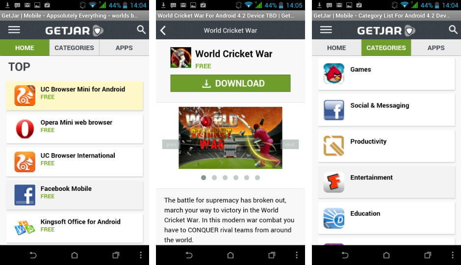 Android app stores: 5 best alternatives to Google Play Store