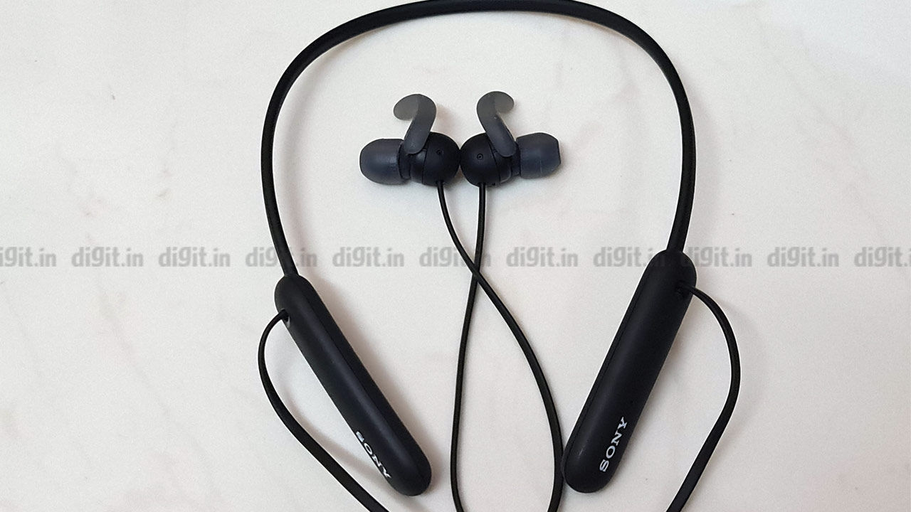 Sony WI-SP510  Review: An overall solid pair of wireless earphones, with one major flaw