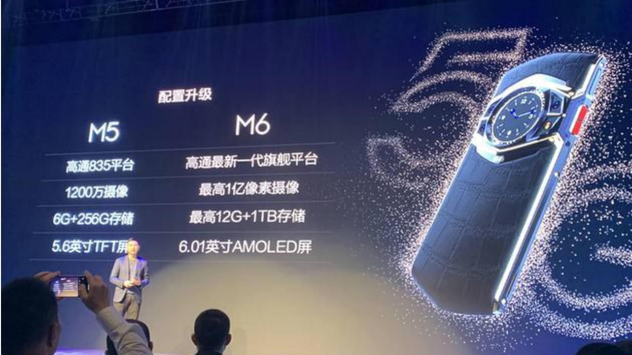 Image result for Titanium M6 5G