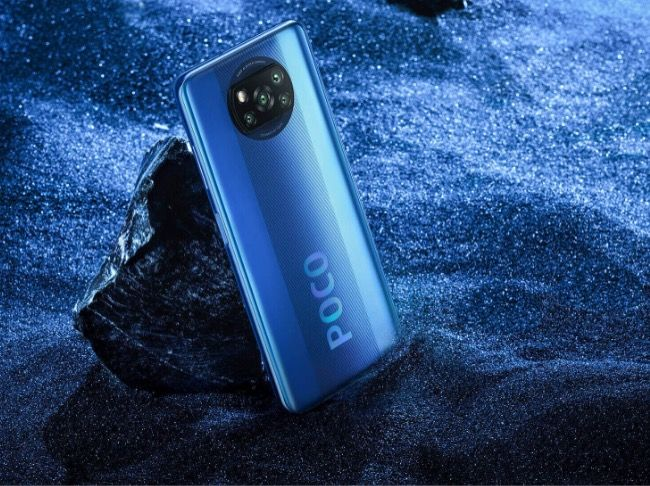 Poco X3 NFC officially launched
