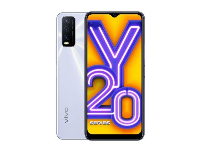Vivo Y20 series, Vivo Y20, Vivo Y20 price
