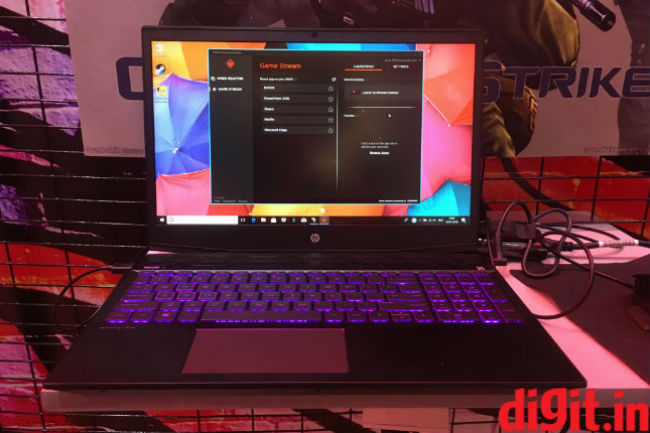 HP launches Pavilion, Omen gaming laptops in India: Specs