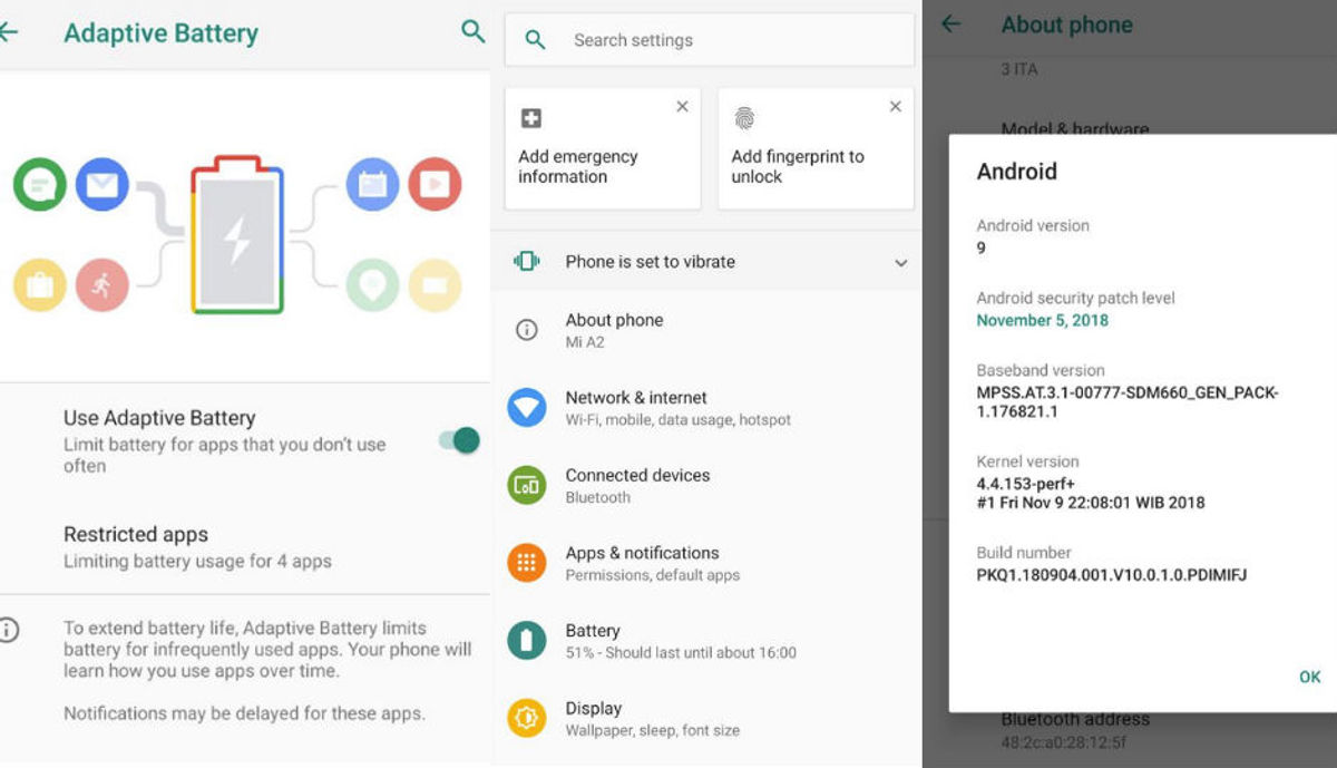 Xiaomi Mi A2 Android Pie beta leaked   Digit