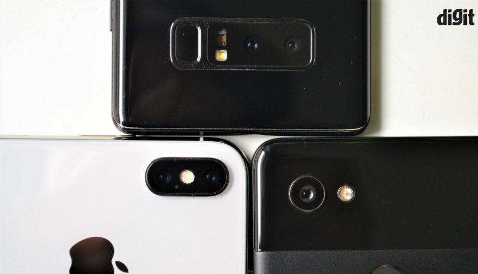 Pixel 2 xl vs iphone x camera
