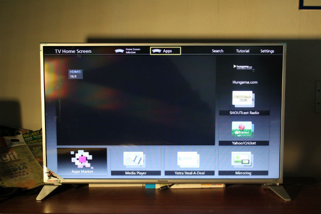 Panasonic Shinobi Pro (43-inch) Review