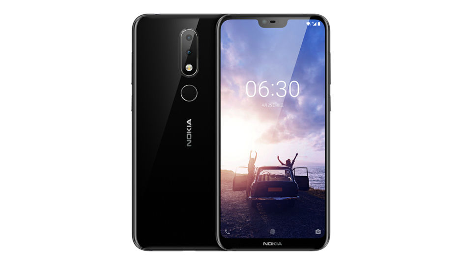 hmd global s first smartphone with a notch nokia x6 could be rh digit in nokia x6 user guide english nokia x6 user guide english