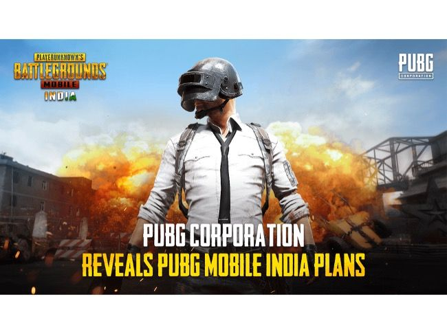 PUBG Corp announces PUBG Mobile India