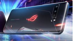 The Asus RoG Phone 4 will come with a 6,000 mAh battery along with 65W charging