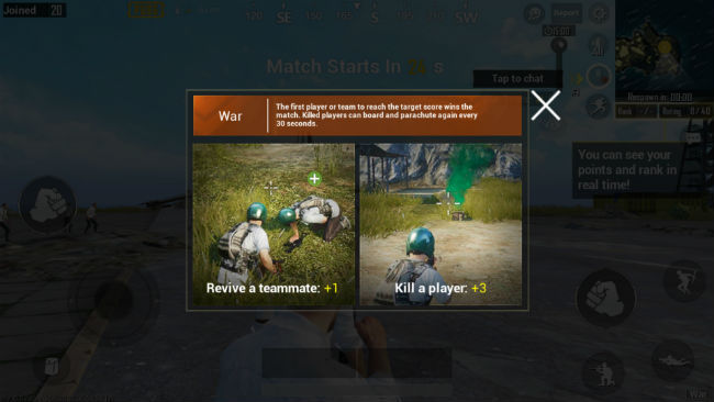 Pubg Mobile Update Adds War Mode Clan System And More: PUBG Mobile's New Update Brings New Game Mode, Clans