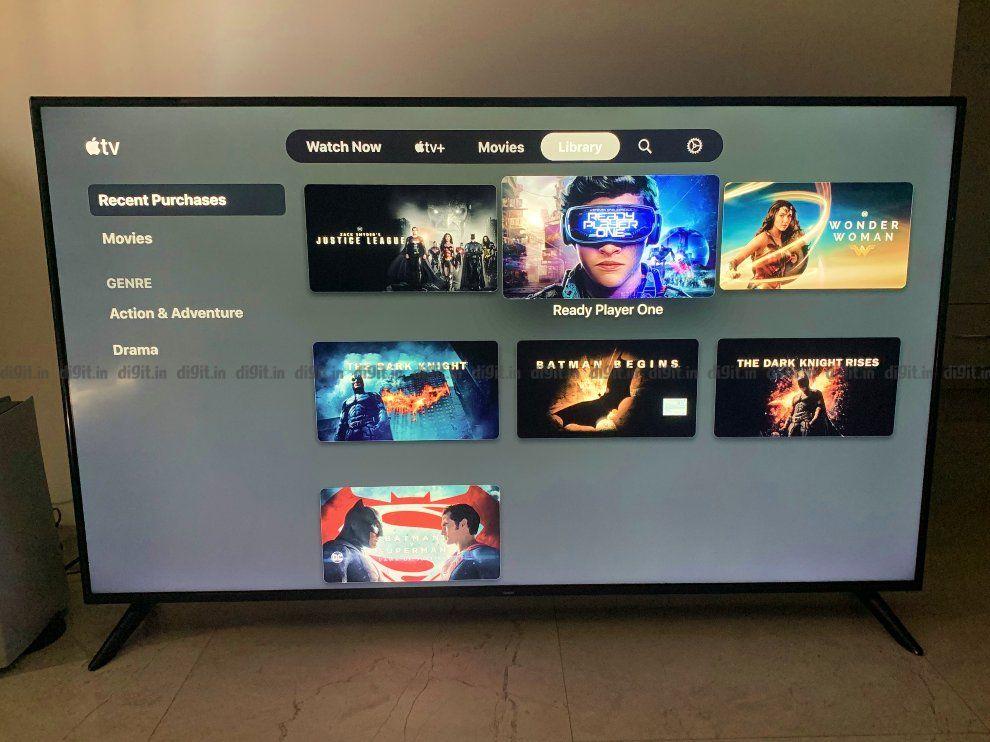 The Redmi Smart TV X65 has 30W of sound output.