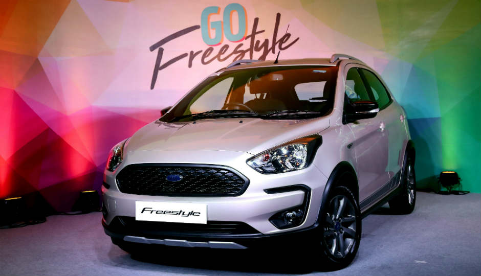 Ford Freestyle Launched In India Eight Variants Priced Between Rs