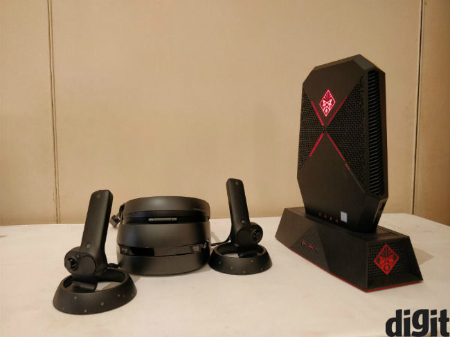 HP Omen X series of gaming notebook, desktops launched, starting at
