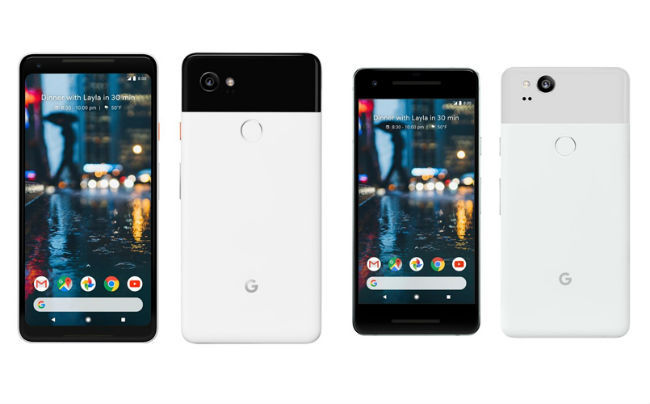Google Pixel 2, Pixel 2 XL launching in India on October 27