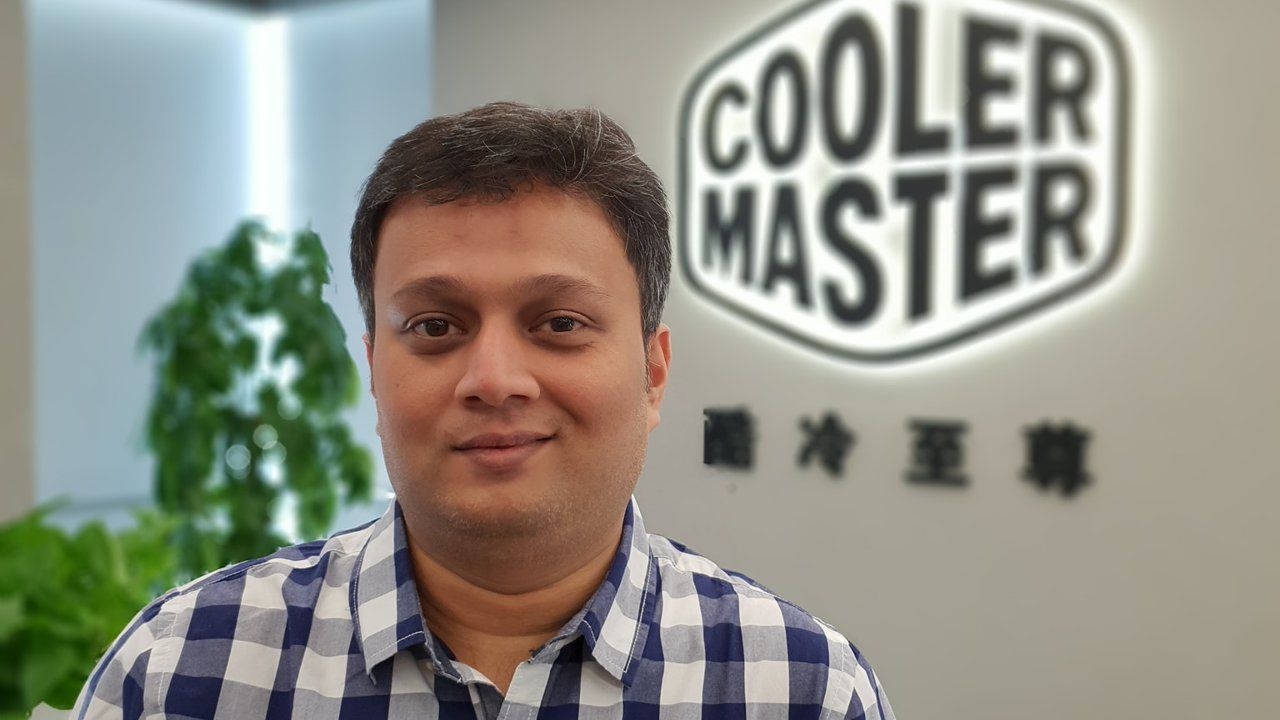 Cooler Master's Sanket Naik sheds light on re-inventing for the service economy