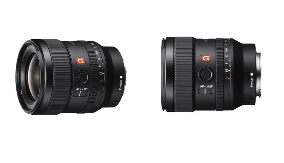 Sony 24mm F1.4 G Master Prime Full-Frame Lens launched at Rs 1 ...