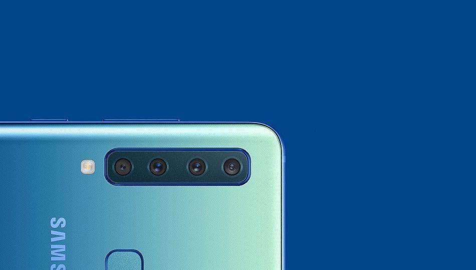 Samsung Galaxy A7 2018, Galaxy A9 2018 discounted in India