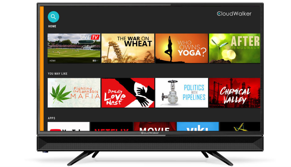 1f3ae60f4c91 CloudWalker launches Cloud TV X2 smart TV starting at Rs 14,990