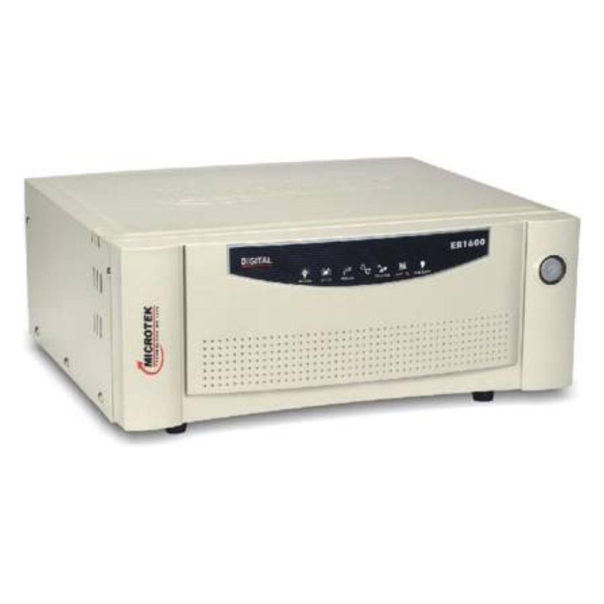 Microtek UPSEB 1600VA Square Wave Inverter