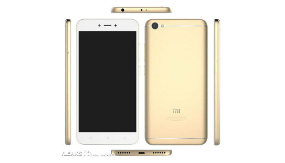 xiaomi redmi note 5a specifications leak could be