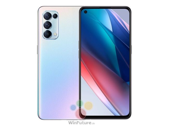 Oppo Find X3 Lite leaked specifications