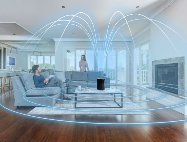 Sony 360-degree reality audio aims to offer an immersive experience.