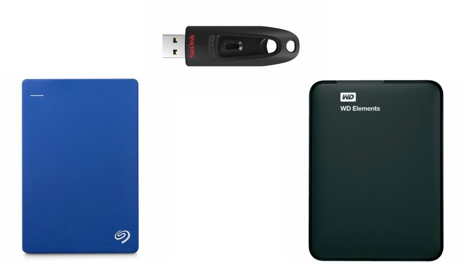 Top Storage Devices Deals On Paytm Mall Discounts On Seagate Wd