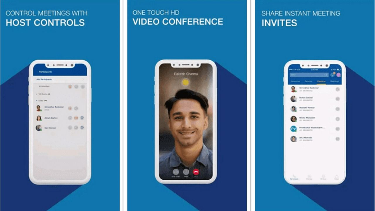JioMeet HD Calling App