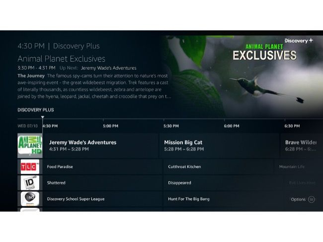 Amazon Fire TV adds live channels in India