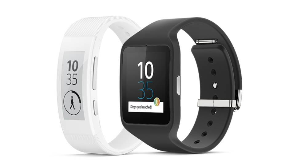 Sony SmartWatch 3, SmartBand Talk launched in India