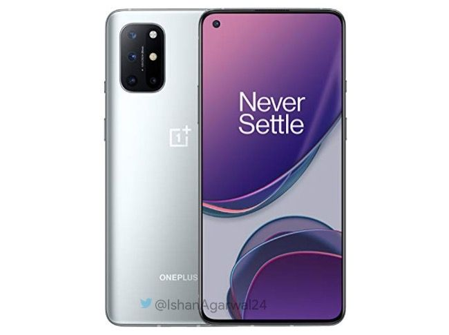 OnePlus 8T leaked specifications and price