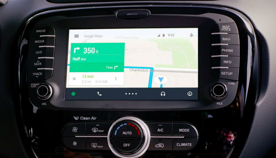 Android Auto will now come with Google Assistant