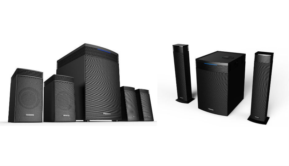 Panasonic Launches Sc Ht40gw K And Sc Ht20gw K Speakers In