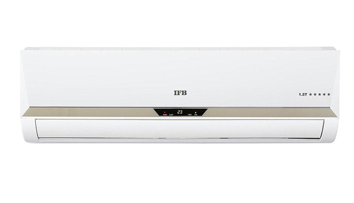 आईएफबी IACS18BF5TP Split एसी (1.5 Ton, 5 Star Rating, White, Copper)