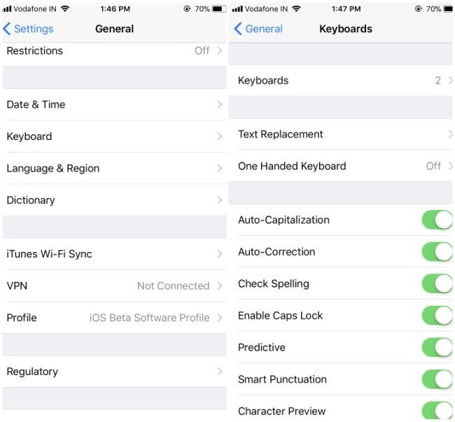 Emoji keyboard disappeared on iOS 11 public beta? Here's how