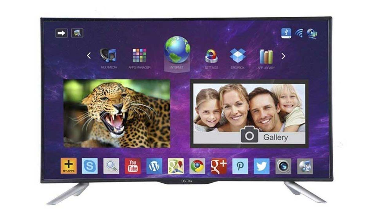 ಒನಿಡಾ 31.5 ಇಂಚುಗಳು Smart HD Ready LED TV