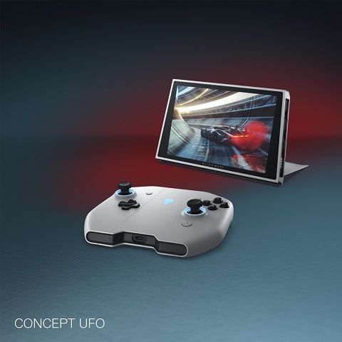 CES 2020: Alienware unveiled its first portable gaming system called the Concept One, resembles a beefy Nintendo Switch