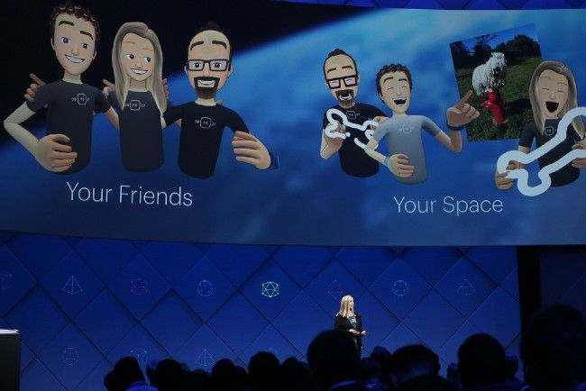 Zoom support coming to Facebook VR