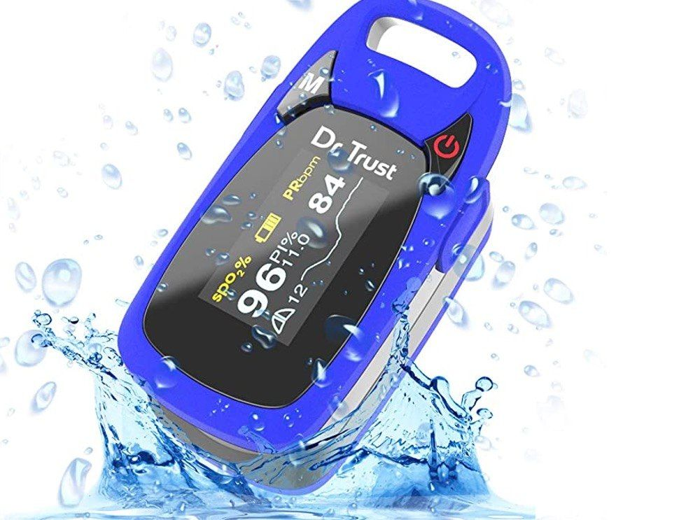 Dr Trust (USA) Professional Series Pulse Oximeter features
