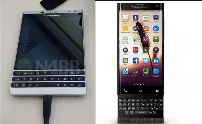 BlackBerry's rumoured Android phone lands in India for testing